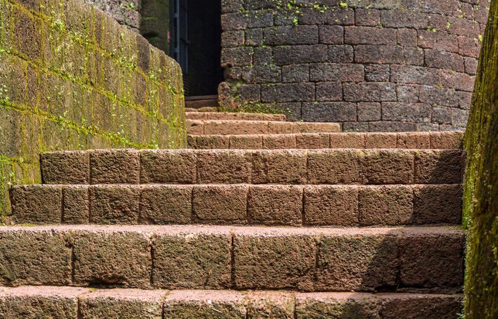 Mirjan Fort Stairs