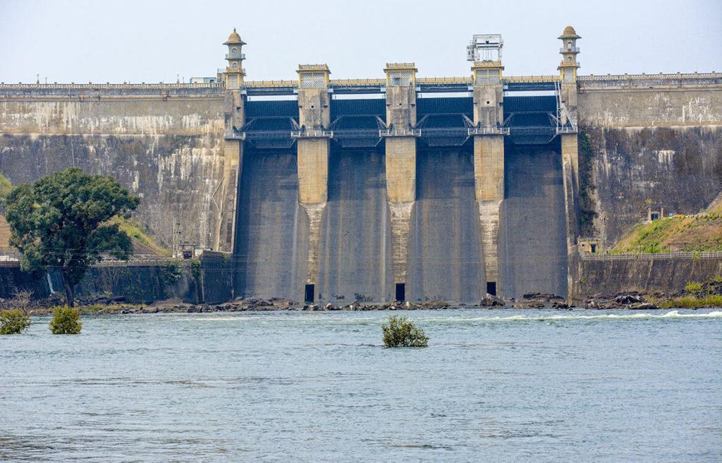 Harangi Dam, Kushalnagar