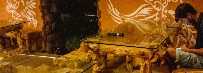 Dinner at Clayhut A Village Restaurant, Kalpetta