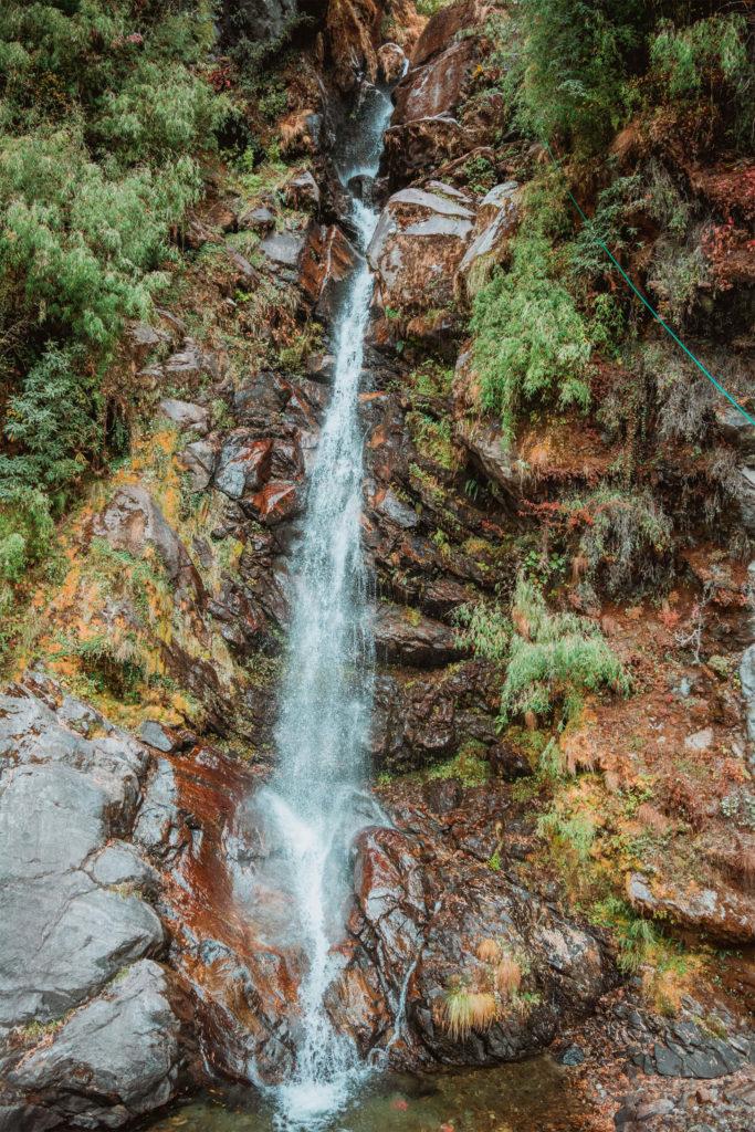 Kyongnosla Waterfall