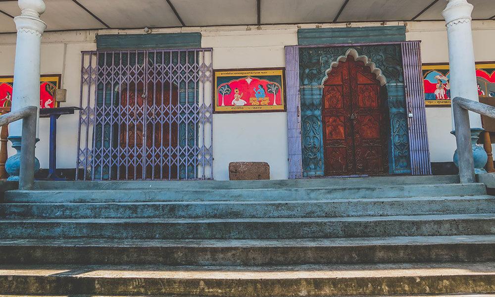 At the Satra